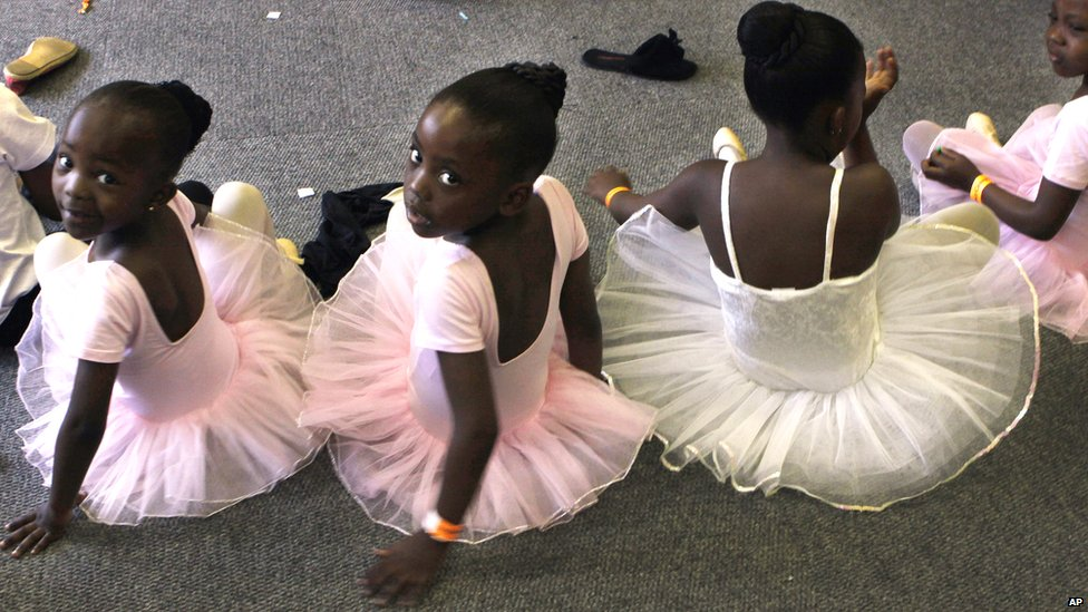 Ballet Film & Movie Festival In Gambia, West Africa